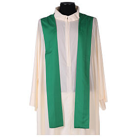Set of 4 Chasubles 4 colours, cross SPECIAL PRICE s7