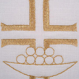 Mass linen set 4 pcs. loaves and fishes s3
