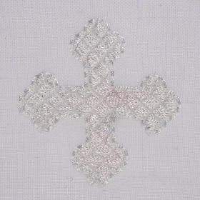 Servicio de altar cruz blanca s2
