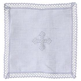 Servicio de altar cruz blanca s1