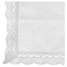 Conjunto de altar lino y algodón 2 piezas s3