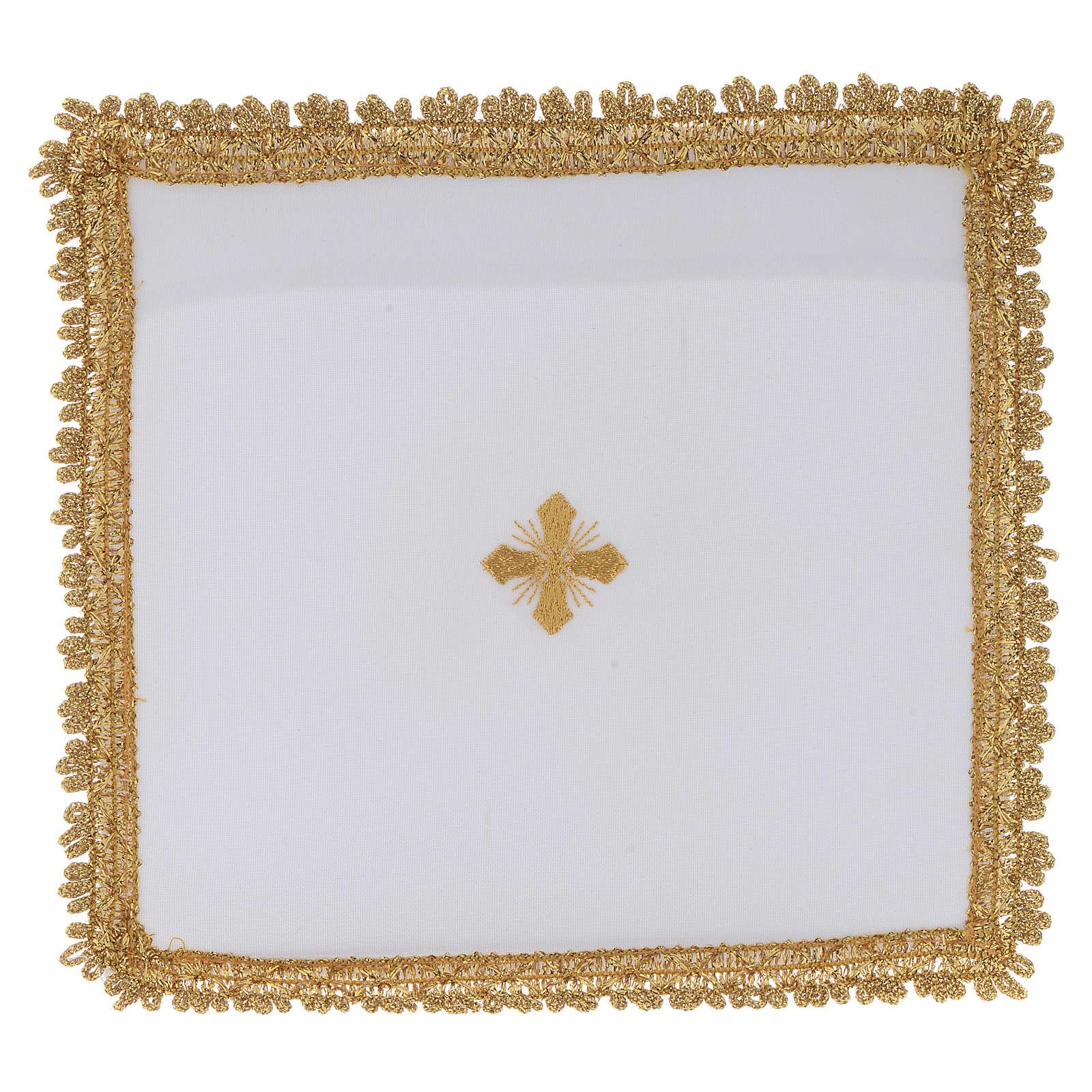 Pale voile de calice polyester carton amovible 4