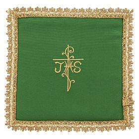 Pala cálice Vatican poliéster cartão extraível s2