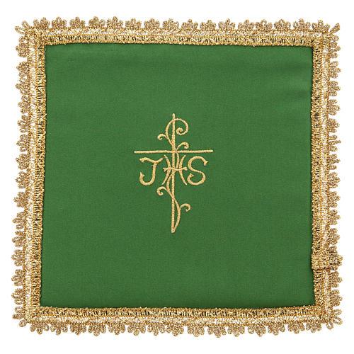 Pala cálice Vatican poliéster cartão extraível 2