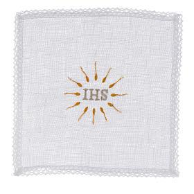 IHS Altar Linen Set 100% pure linen s1