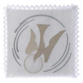 Servicio de misa 100% hilo paloma s1