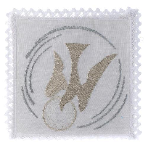 Mass linen set 100% linen dove 1