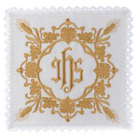 Mass linen set 100% linen IHS design s1