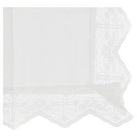 Altar linen set chalice and grape 100% cotton s3