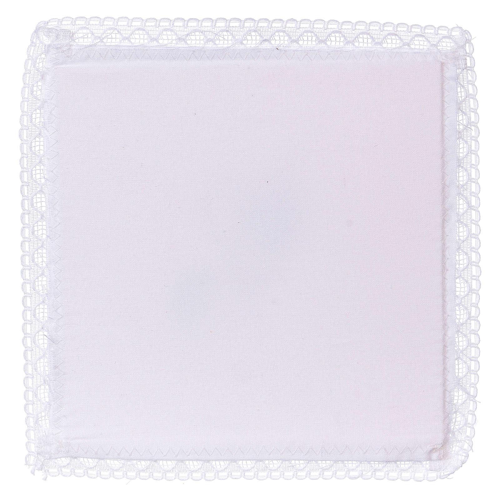 Pale rigide pour calice Chi-Rho 100% coton 4