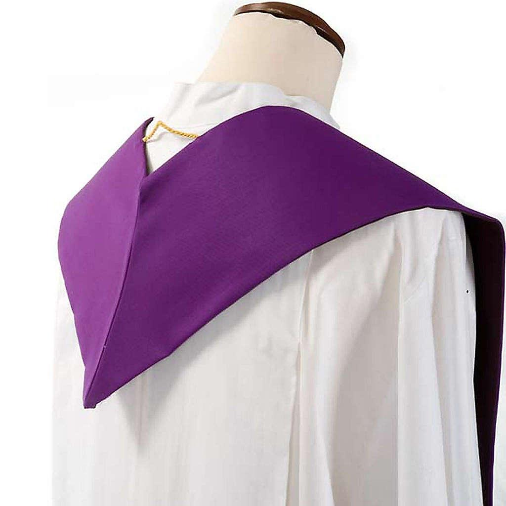 Stola sacerdotale uva e spiga 4