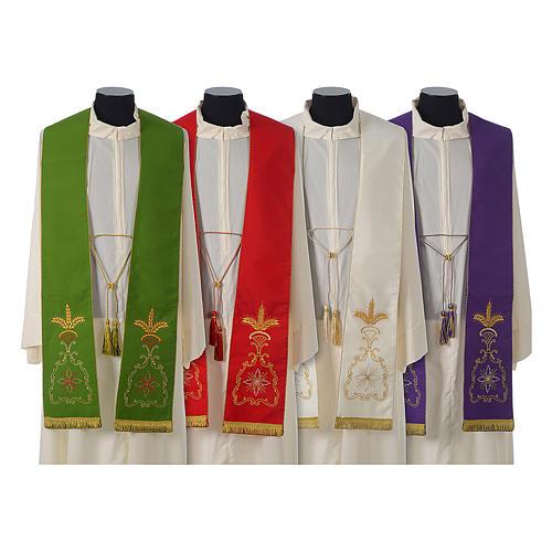 Stolone gotico 100% poliestere 1