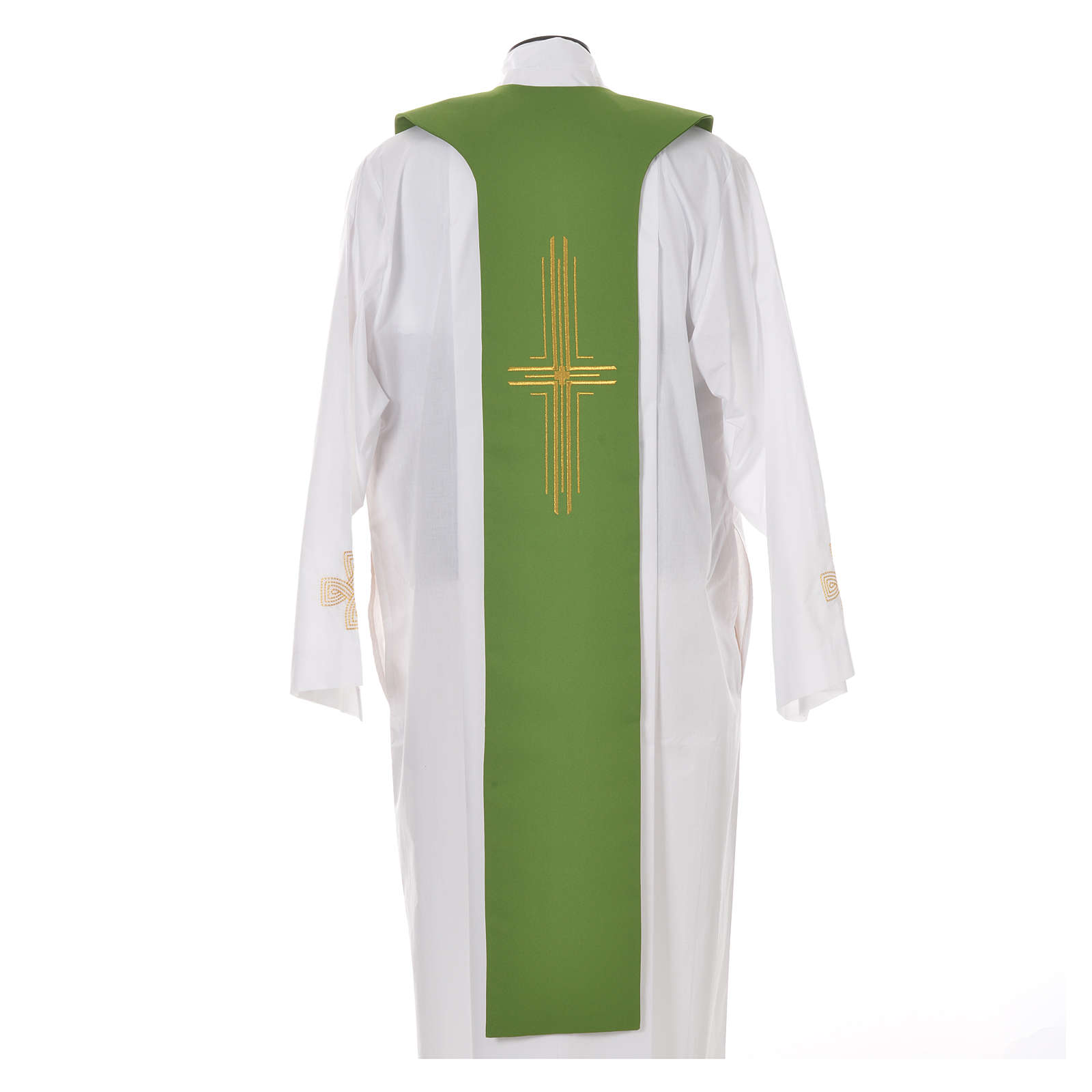 Tristola 100% poliestere croce lampada spighe 4