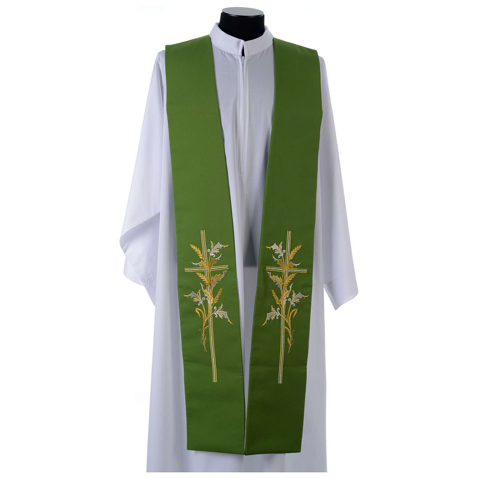 Tristola 100% poliestere croce spighe 4