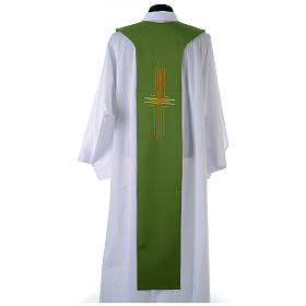 Tristola 100% poliestere croce spighe s3