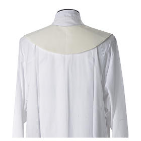 STOCK Pope Francis' Jubilee Big Stole with Latin writing s2