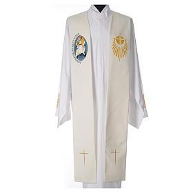STOCK Priesterstola Jubilaeum der Barmherzigkeit s1