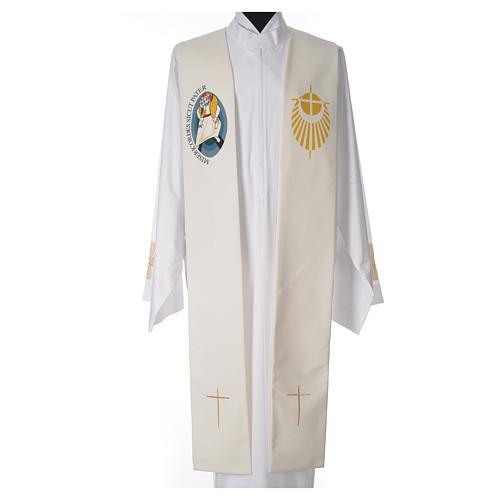 STOCK Priesterstola Jubilaeum der Barmherzigkeit 1
