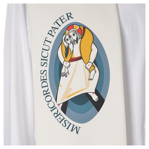STOCK Priesterstola Jubilaeum der Barmherzigkeit 3