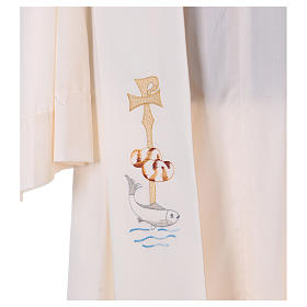 Stola simbolo P pani pesce acqua s2