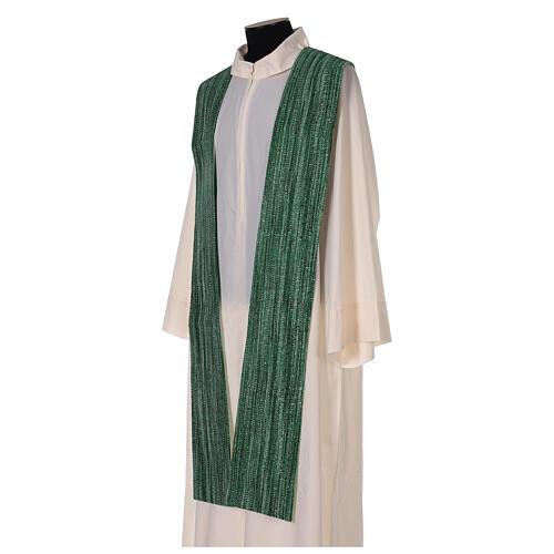 Orphrey Saint Francis 55% silk 45% viscose 3