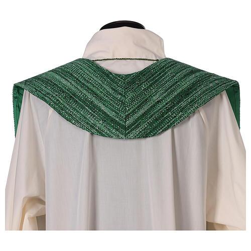 Estolón Franciscano 55% seda 45% viscosa 4 colores 4