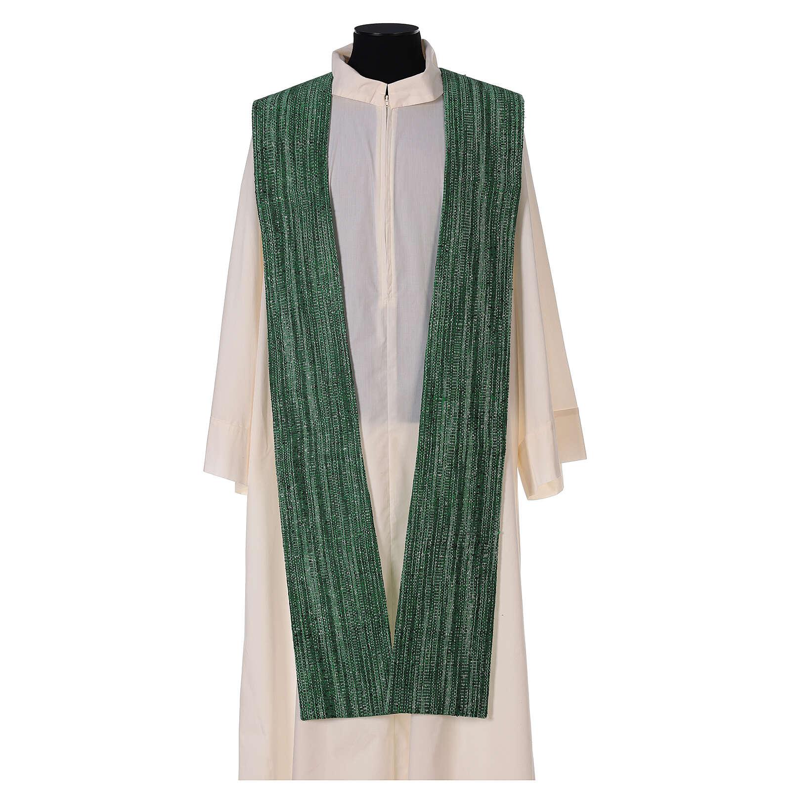 Orphrey Saint Francis 55% silk 45% viscose 4