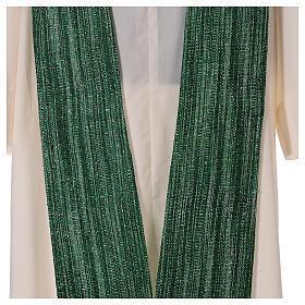 Orphrey Saint Francis 55% silk 45% viscose s2