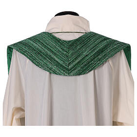 Orphrey Saint Francis 55% silk 45% viscose s4