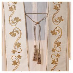 Römische Stola goldenen Stickerei s2