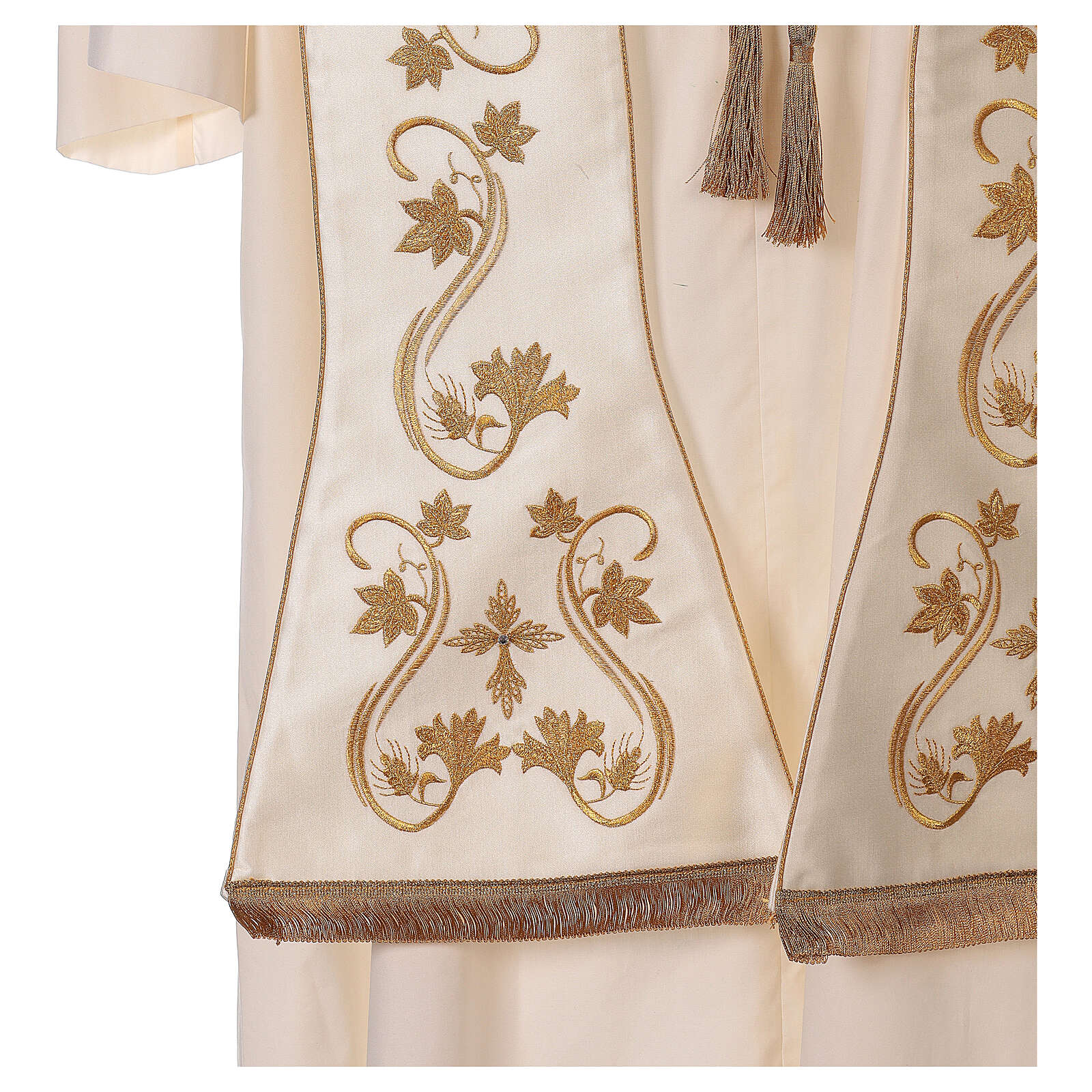 Roman stole, embroidered 4