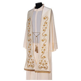 Roman stole, embroidered s5