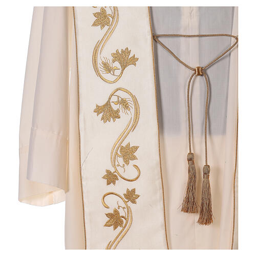 Roman stole, embroidered 3