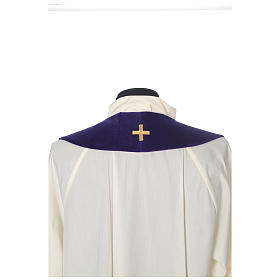 IHS velvet priest stole s8