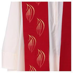 Étole 100% polyester Saint Esprit s3