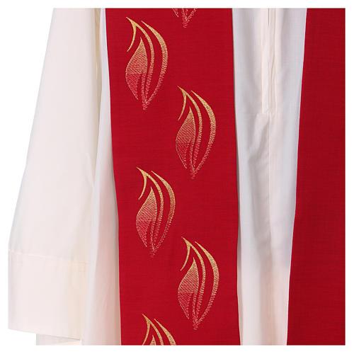 Étole 100% polyester Saint Esprit 3