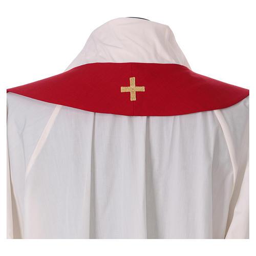 Étole 100% polyester Saint Esprit 4