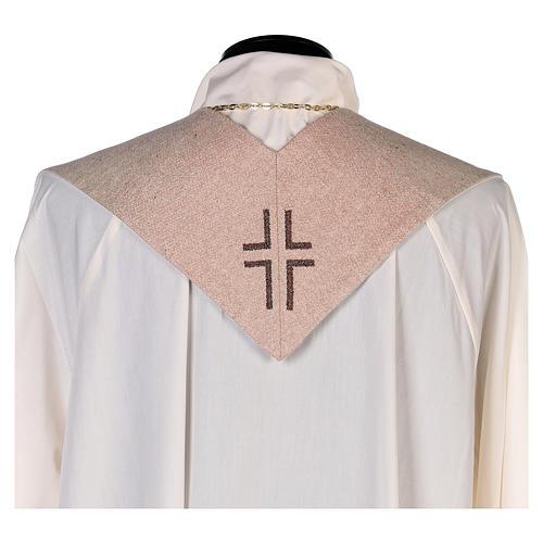 Stola Trinità di Rublev avorio 3