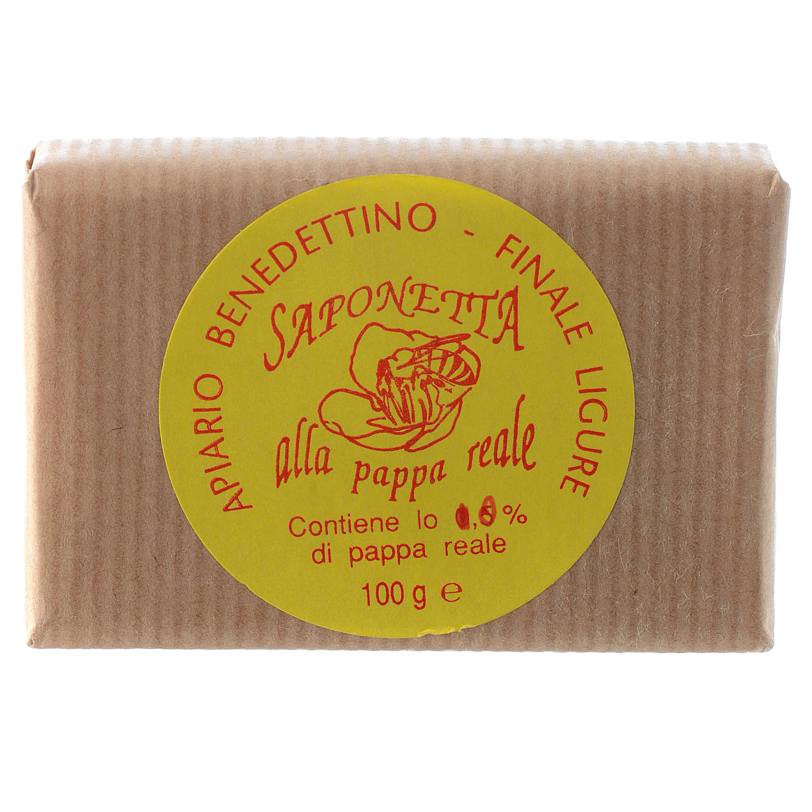 Sapone pappa reale apiario 100 gr 4