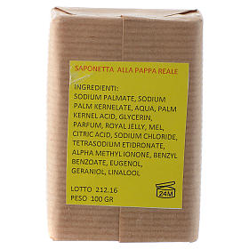 Sapone pappa reale apiario 100 gr s2