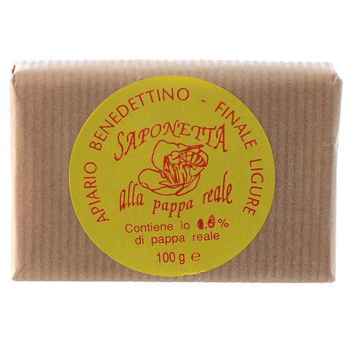 Sapone pappa reale apiario 100 gr 1