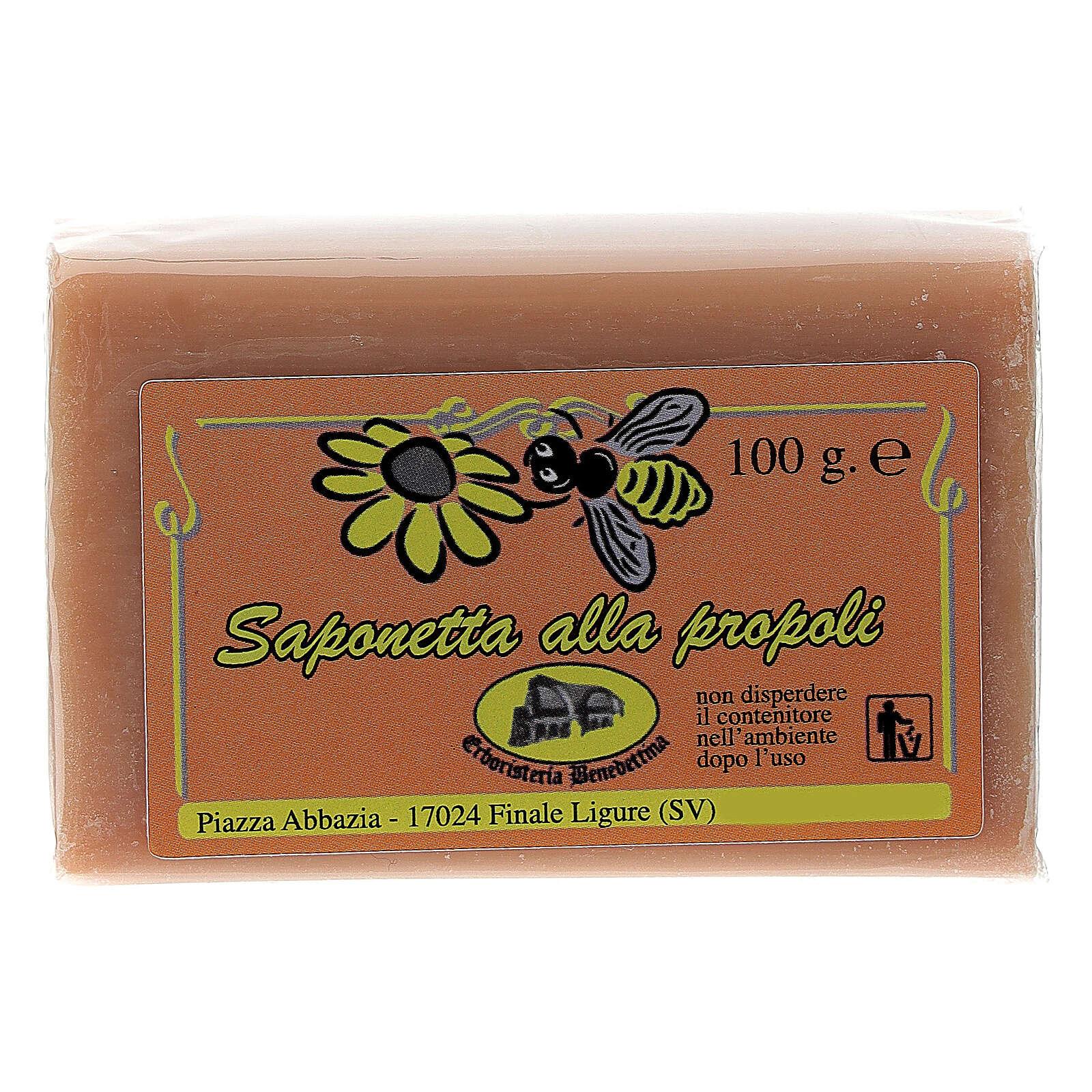 Bee propolis soap 4