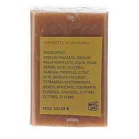 Jabón propóleo de abejas s3