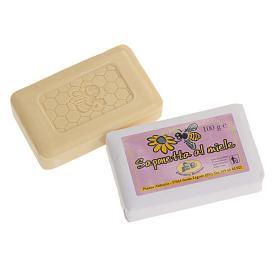 Shampooing, gel douche, savons et dentifrice: savon au miel