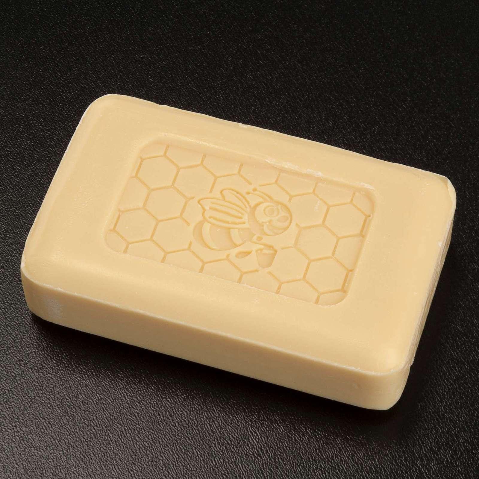 Sapone miele apiario 100 gr 4