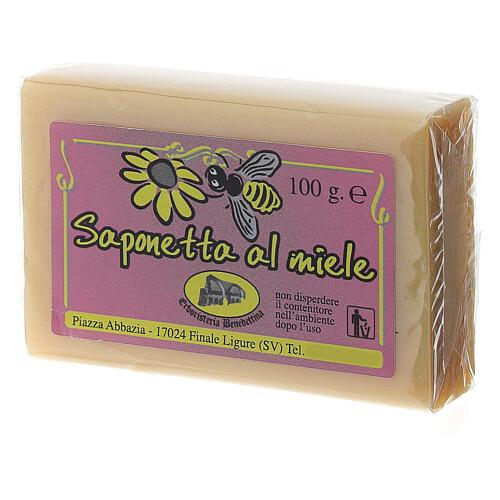 Sapone miele apiario 100 gr 2