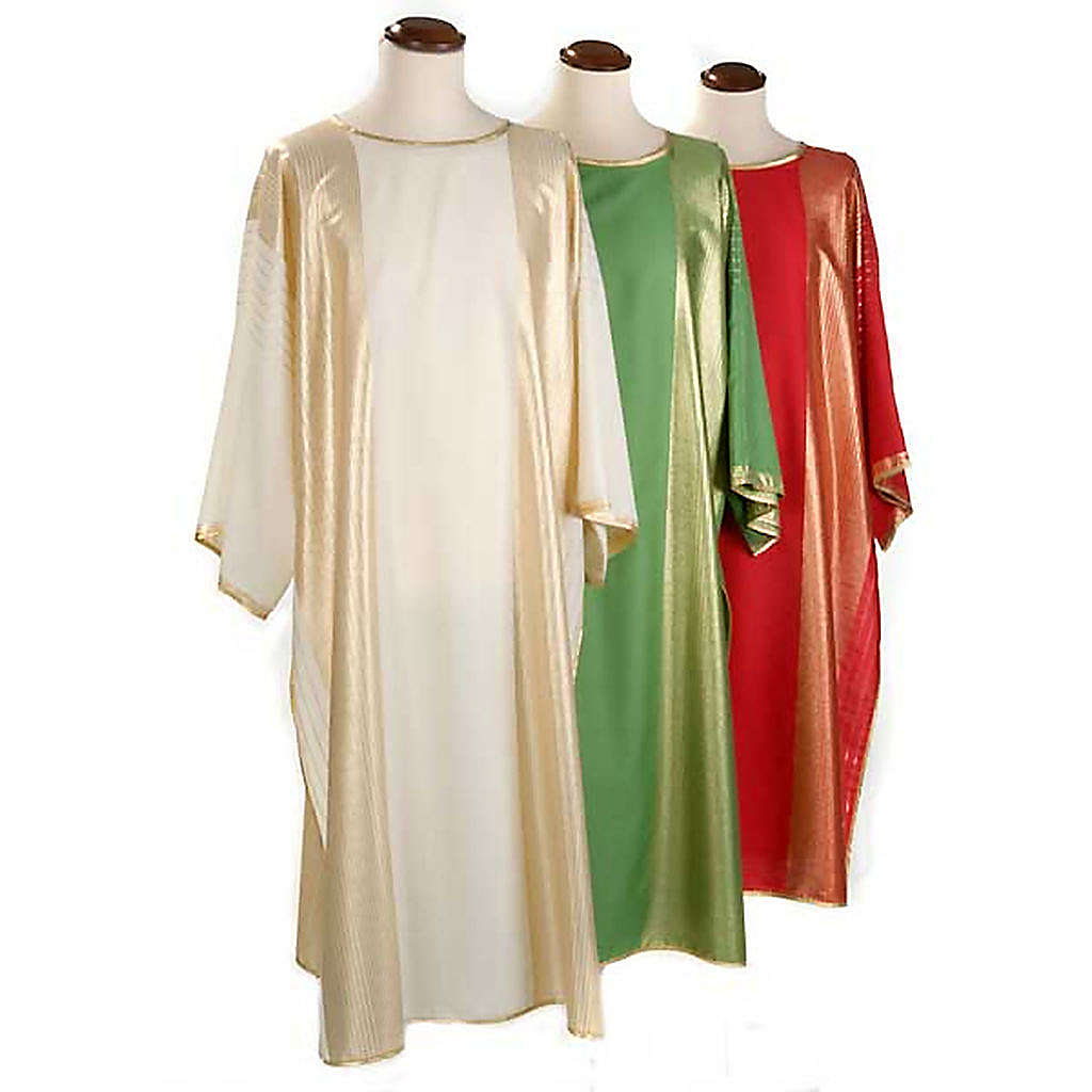 Religious dalmatic in pure wool 4