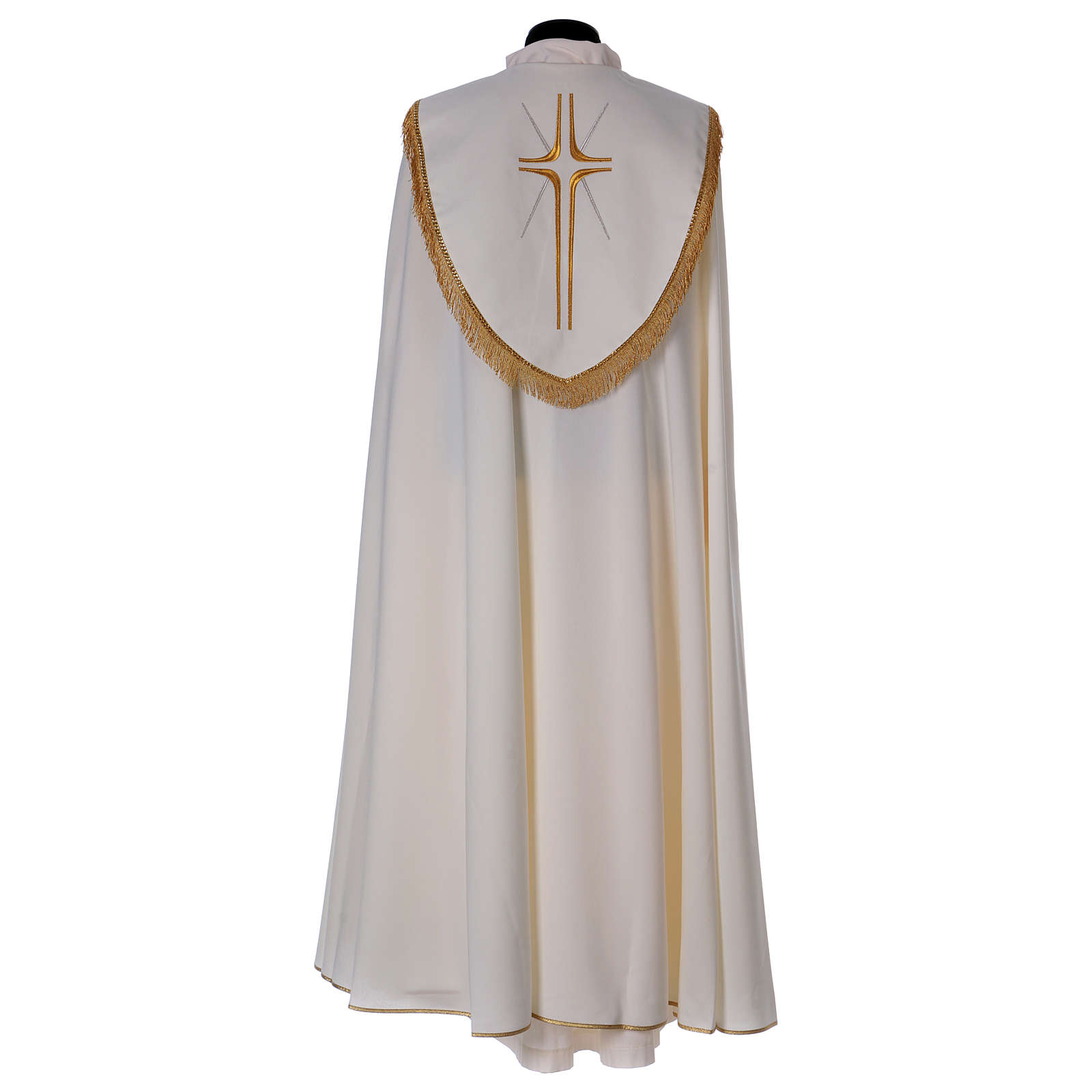 Cope in polyester with crosses 4