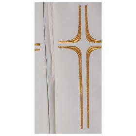 Cope in polyester with crosses s2