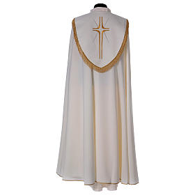 Cope in polyester with crosses s4